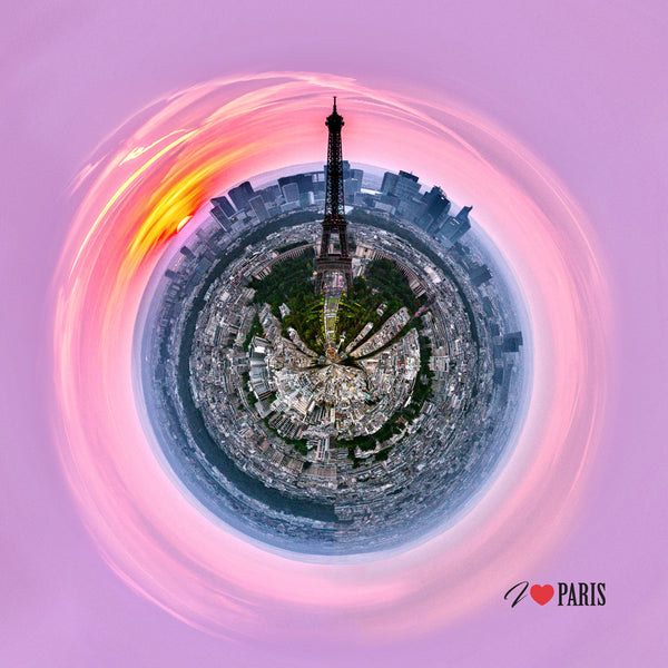 I♥PARIS | 01 OhLaLa Paris Dawn