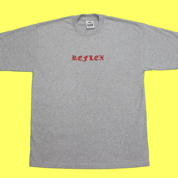Heather Grey / Red / SS