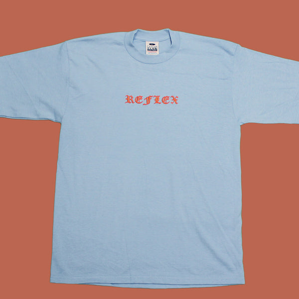 Light Blue / Orange / SS