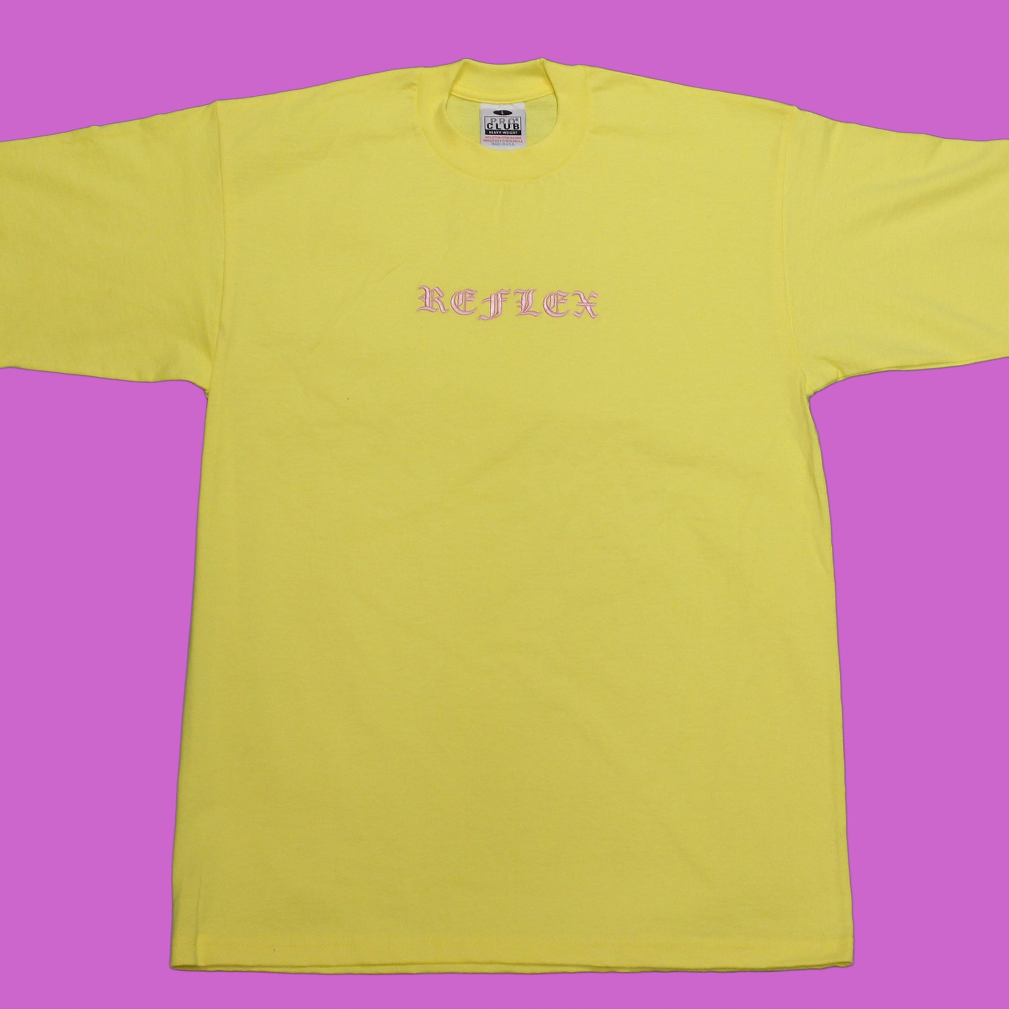 Yellow / Pink / SS
