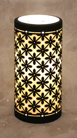 Porcelain Lithopane Marrakesh Silhouette Lamp