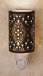 Porcelain Lithopane Seville Nightlight