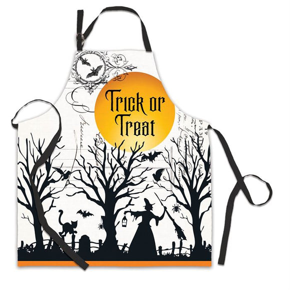 Trick or Treat Chef Apron