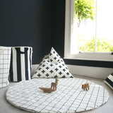 Monochrome Play Mat Wildfire Teepees