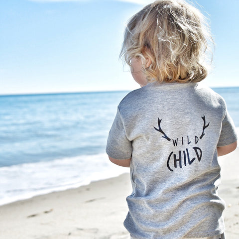 Kidult And Co - Wild Child T-Shirts