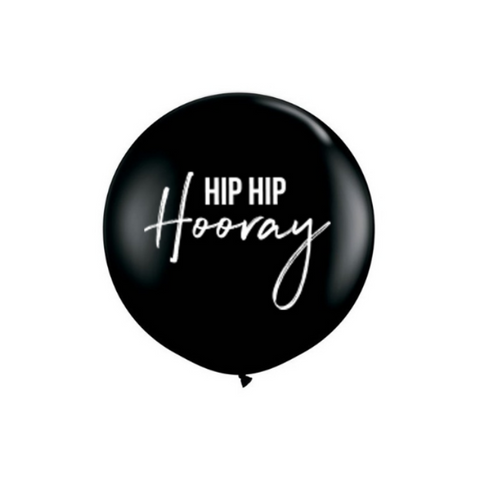 The Birds And The Bees - Hip Hip Hooray Balloon XL