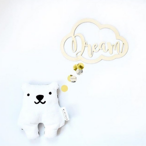 Nursery Decor Dream Cloud