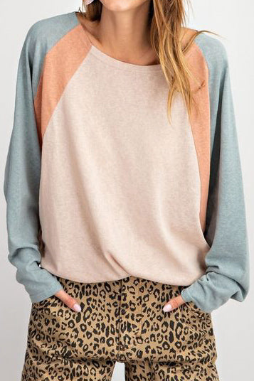 Blue Sunrise Sweatshirt