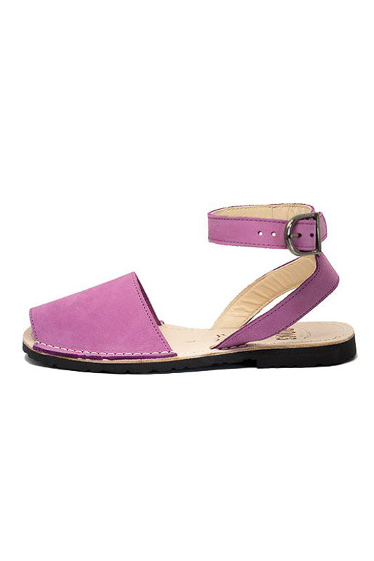 Berry Ankle Strap Pons