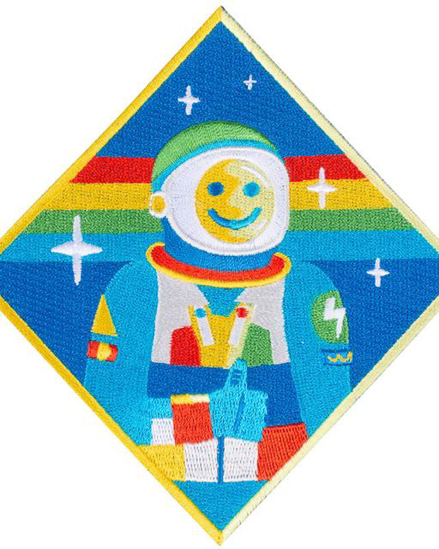 Explore Happiness Patch