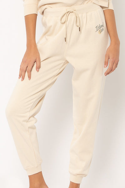 Sand Mainland Knit Pants