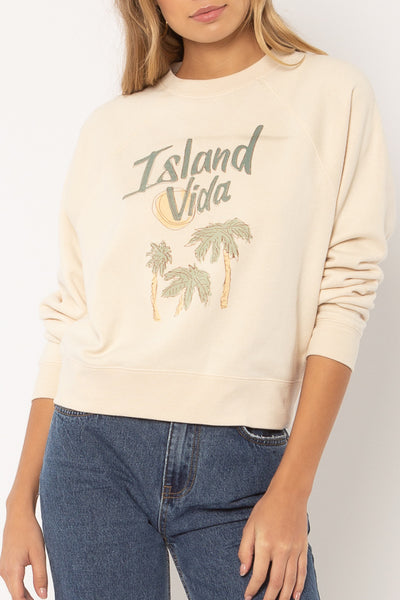 Sand Mainland Pullover
