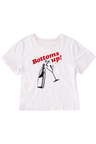 Bottoms Up Tee
