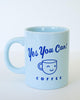 Yes You Can Ceramic Mug