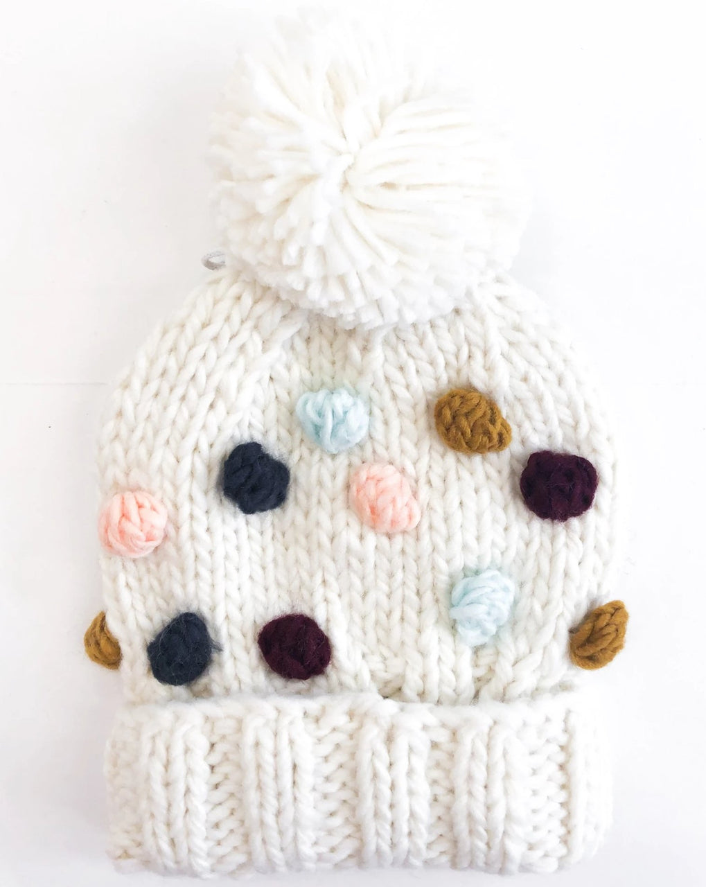 Percy Dot Beanie Hat