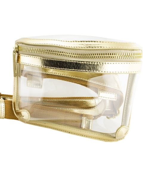 Gold Belt Bag