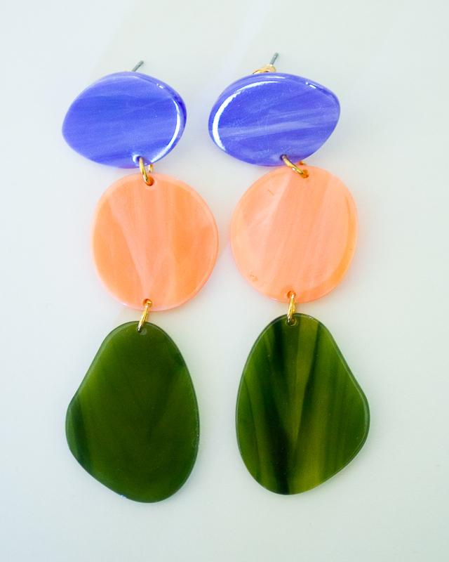 Mona Cloud Earrings
