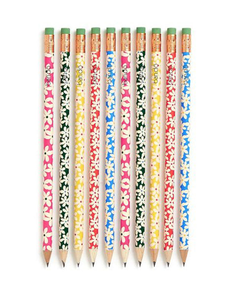 Daisies Set of Pencils