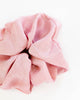 Pink Satin Giant Scrunchie