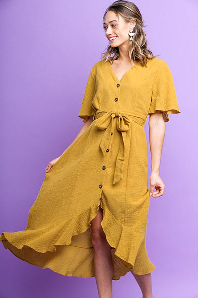 Honey Midi Dress