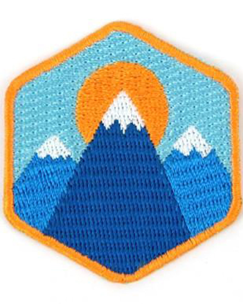 3 Mountains Patch