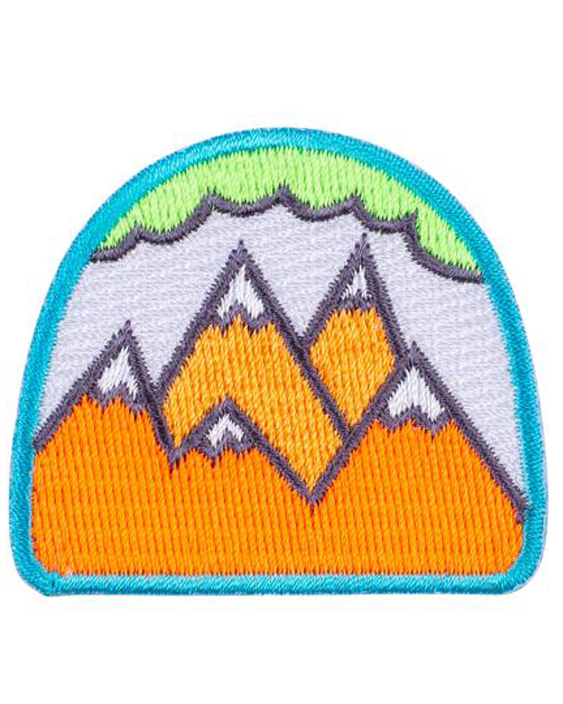 Neon Mountains Patch