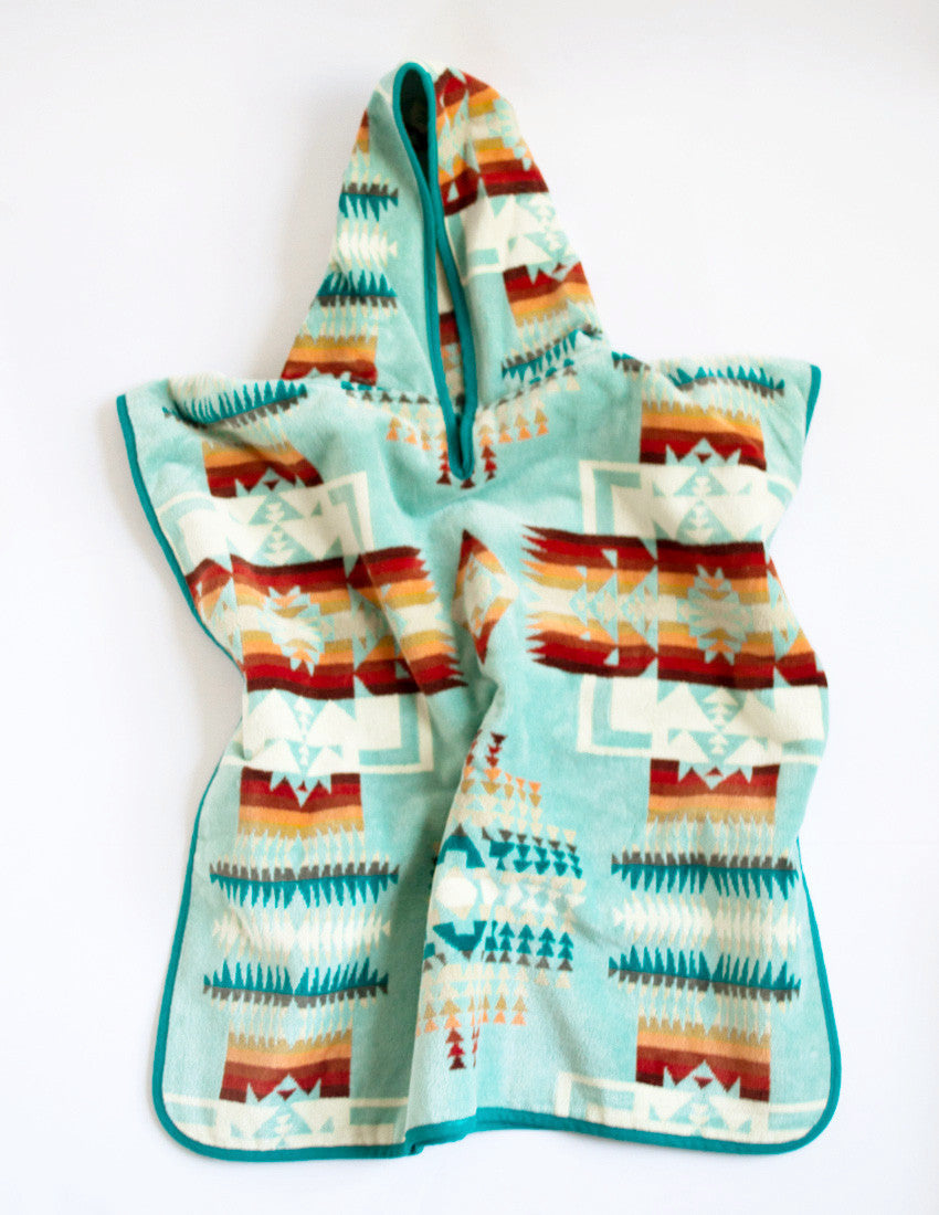 Chief Joseph Baby Hooded Towel