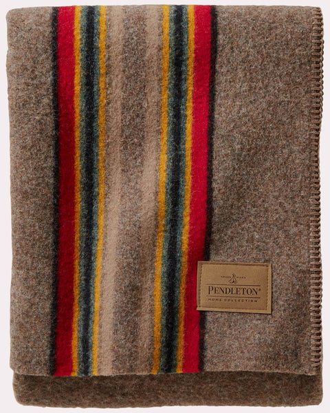 Mineral Umber Yakima Camping Throw