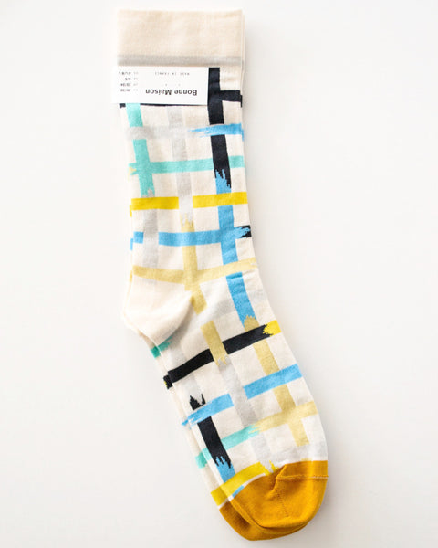 Confetti Ladder Socks