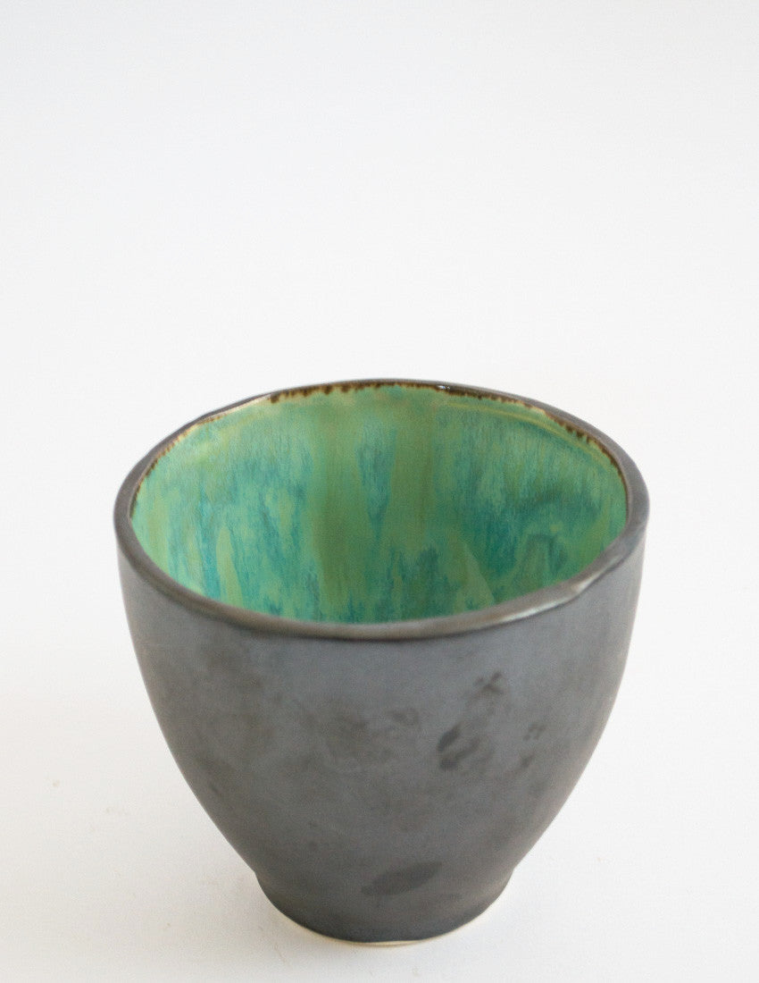 Emerald Drip Cup