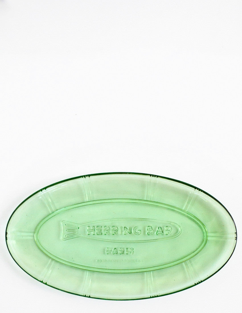 Paris Herring Bar Serving Dish