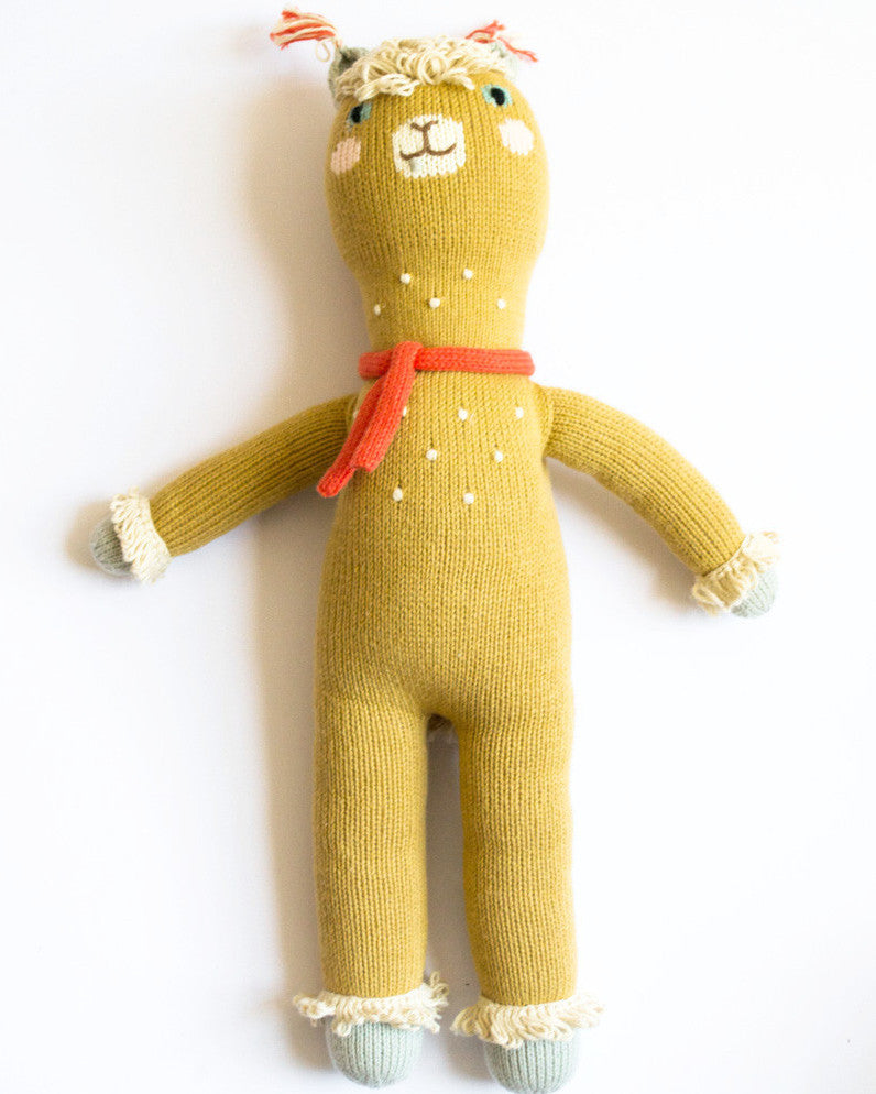 Machu the Alpaca Doll