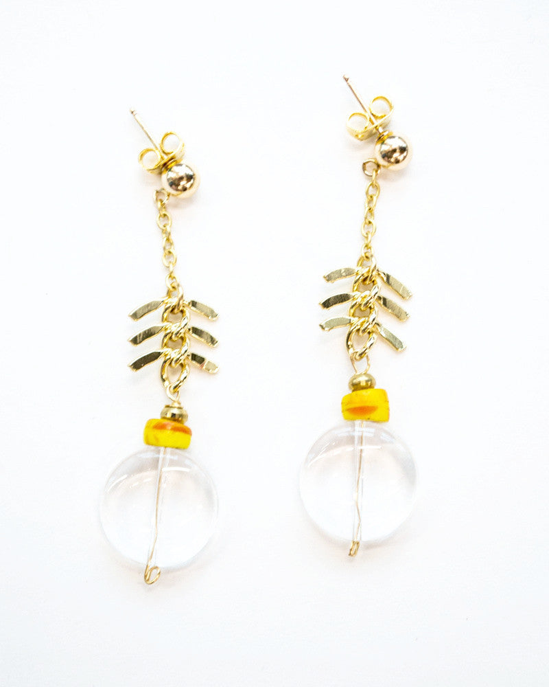 Sundrop Earrings