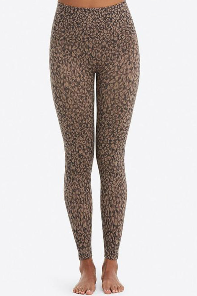 Leopard Seamless Leggings