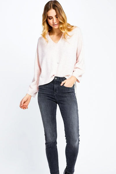 Pink Pauline Champagne Sweater