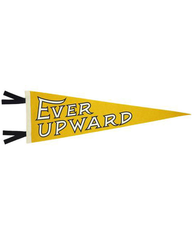Ever Upward Pennant