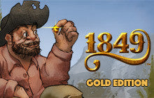 1849 Gold Edition Mac Game