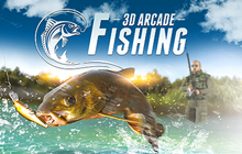 3D Arcade Fishing Mac Game