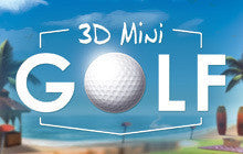 3D Minigolf Mac Game
