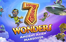 7 Wonders: Ancient Alien Makeover Collector's Edition Mac Game