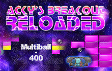 Acky's Breakout Reloaded Mac Game