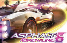 Asphalt 6: Adrenaline Mac Game