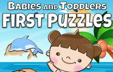 Babies and Toddlers First Puzzles Mac Game