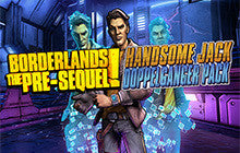 Borderlands: The Pre-Sequel: Handsome Jack Doppelganger Pack Mac Game