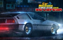 Car Mechanic Simulator 2015 - DeLorean Mac Game