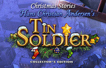 Christmas Stories: Hans Christian Andersen's Tin Soldier Collector's Edition Mac Game