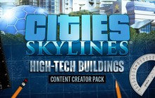 Cities: Skylines - Content Creator Pack: High-Tech Buildings Mac Game
