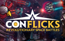 Conflicks: Revolutionary Space Battles Mac Game