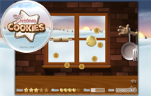 Crazy Christmas Cookies Mac Game