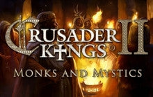 Crusader Kings II: Monks and Mystics Mac Game